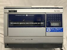 VINTAGE Sharp VC-363 Video Cassette Recorder-VHS My Video Portable-Made in Japan