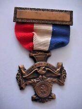 WW1 VICTORY MEDAL- ORGINAL RIBBON - WYOMING COUNTY  N.Y.