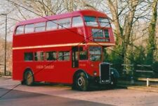 BUS PHOTO OF A LONDON TRANSPORT PHOTOGRAPH PICTURE OF A LEYLAND RTL AT WINDSOR