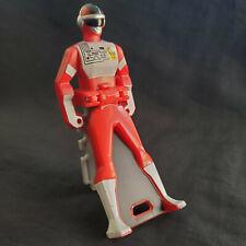 Power Rangers Bioman Red Ranger Key Sentai Gokaiger Mighty Morphin