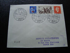 FRANCE - enveloppe 27/9/1950 (cy50) french