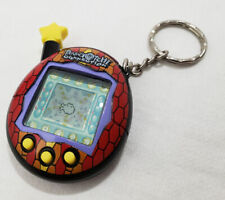 Tamagotchi Connection V 4.5 Red Scales Snake skin yellow buttons version dragon