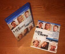 LIFE OF CRIME Blu-ray US import region a free P&P (rare OOP slipcover slipcase)