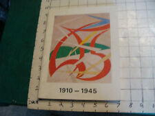 Vintage book: COLLAGES and RELIEFS 1910-1945 & HILLER Heliographs 1982