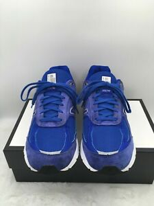 New Balance 990V4 University-Blue Running Shoes M990RY4 Mens Size 10.5 2E RARE!