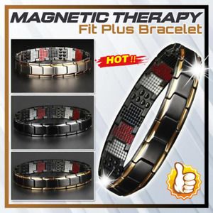 Magnetic Health Slimming Bracelet Therapy Weight Loss Bloods Circulation NICE