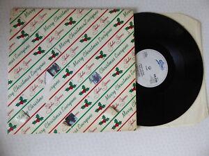 "Shakin Stevens Merry Christmas Everyone 3 track 12"" Vinyl Advent Calendar Sleeve"