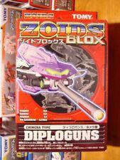 Zoids Blox Diploguns Mint in Box