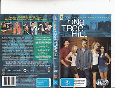 One Tree Hill-2003/12-TV Series USA-Complete Third Season-6 Disc Set-DVD