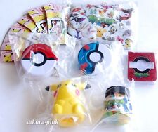 Complete Set!! Pokemon XY Goods Collection Sylveon Pikachu Fennekin Eevee Japan