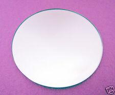 Round Bevelled Edged Mirror -12.2cm.