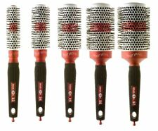 Head Jog Heat Wave Brush 18, 25, 33, 44,  52mm Set of all 5