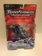 Hasbro Transformers Universe Deluxe FROSTBITE New MOSC Sealed RARE