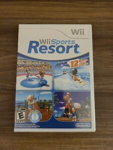 Wii Sports Resort (Nintendo Wii) FACTORY SEALED/BRAND NEW