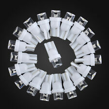 20x Ultra White T10 LED 194 168 SMD W5W Wedge Side Car Lights Bulbs Lamps 12V DC