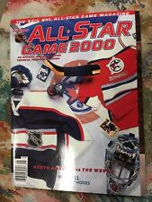 NHL 2000 ALL-STAR GAME PROGRAM NORTH AMERICA vs THE WORLD TORONTO MAPLE LEAFS