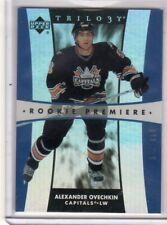 2005-06 Upper Deck Trilogy 607/999 Alexander Ovechkin Alex #220 Rookie