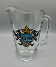 Vintage Beer Glass bar Pitcher GraybaR electric coat of arms 25th Anniversary