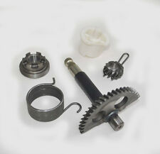 KICK SHAFT ASSEMBLY STARTER GEAR FOR YAMAHA PW50 PW 50 Dirt bike
