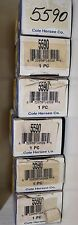 Cole Hersee 5590 Heavy Duty Two-Position Toggle Switch, DPDT, NOS!