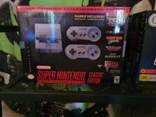 New Super SNES HD Classic Edition Mini Console Brand New In Stock Entertainment