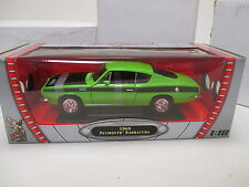 Road Signature 1:18  92179 Plymouth Barracuda 1969 B6690