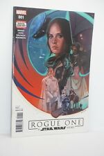 NEW MARVEL STAR WARS STORY ROGUE ONE #1 MOVIE ADAPTATION 1ST PRINTING