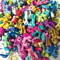 Lot 15pcs Hasbro MLP My Little Pony Friendship Is Magic Figure Baby Boy Girl Toy