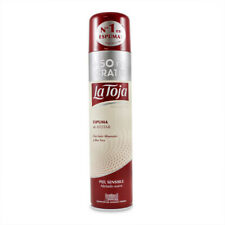 La Toja Sensitive Shaving Foam by La Toja (300ml Shave  Foam)