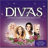 Divas: A Definitive Collection of The Best Female Voices, Various Artists, Very