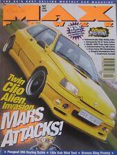 Max Power magazine April 1997