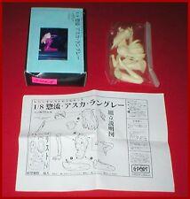 Gainax Neon Genesis Evangelion Asuka Soryu 1/8 Japan Import Model Kit NEW IN BOX