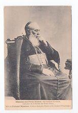 AFRIQUE scenes types ethnies missions  Ethnics le cardinal LAVIGERIE