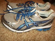 Asics Gel Gt 2170 Silver Blue White Mens Size 7.5