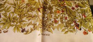 Rare 1994 La Prairie Hermès Paris Scarf - NEW/UNUSED