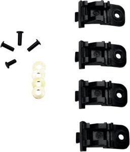 ALPINESTARS Replacement Buckle Base Set for Tech 10/Tech 6 Boots (Black)
