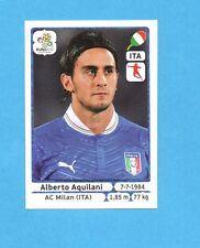 PANINI-EURO 2012-Figurina n.329- AQUILANI - ITALIA -NEW