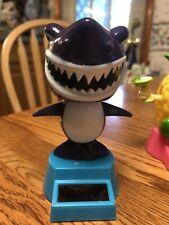 New for 2020 Summer Solar Powered Dancing  Bobblehead Toy - Shark