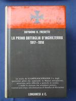 FREDETTE-LA PRIMA BATTAGLIA D'INGHILTERRA 1917-1918-KAMPFGESHWADER-LONGANESI**
