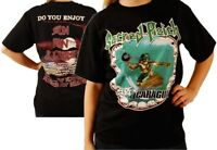 """Sacred Reich """"Surf Nicaragua"""" Double Sided T-Shirt - FREE SHIPPING"""