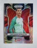 Panini Prizm World Cup 2018 Cristiano Ronaldo Black/Gold  mint condition psa10 ?