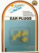 Swim Goods: 4 (Four) Intex - Ear Plugs 4/Pk = 16 Total Free Ship #Zint-59604