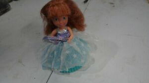 Tonka Cupcakes Candy Sprinkle Collection Minty Mindy w/original skirt Kenner Ex.