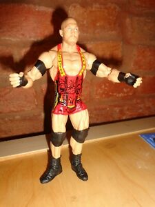 "Ryback "" Unlimited Energy / Feed Me More "" 2012 WWE Wrestling Figure"