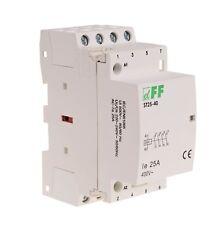 F&F ST25-40 230V AC - Modularer Schütz für Elektromotoren - Elektromagnetisch