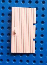 lego 3644 door. 1x4x6. Pink. from set 6410