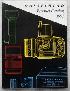 HASSELBLAD Product Catalog 1991