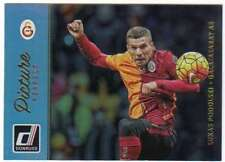 2016 Donruss Soccer Picture Perfect Holographic #2 Lukas Podolski