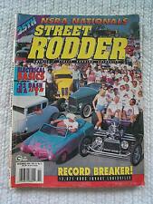 Street Rodder NOVEMBER 1994  Vol.23  # 11 25th ANNUAL NSRA NATIONALS