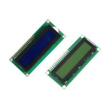 LCD 1602A 16x2 Zeichen Display Blau Grün HD44780 LCD1602 Arduino Raspberry Pi